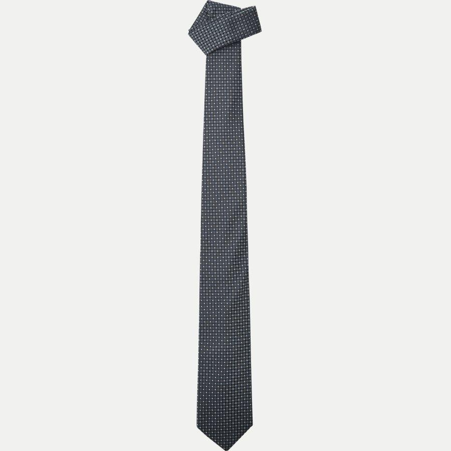 50330175 - Krawatten - NAVY - 1