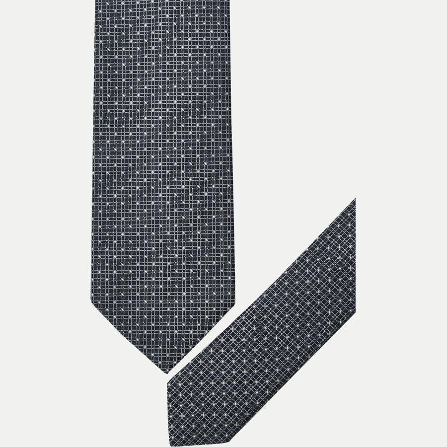 50330175 - Krawatten - NAVY - 2