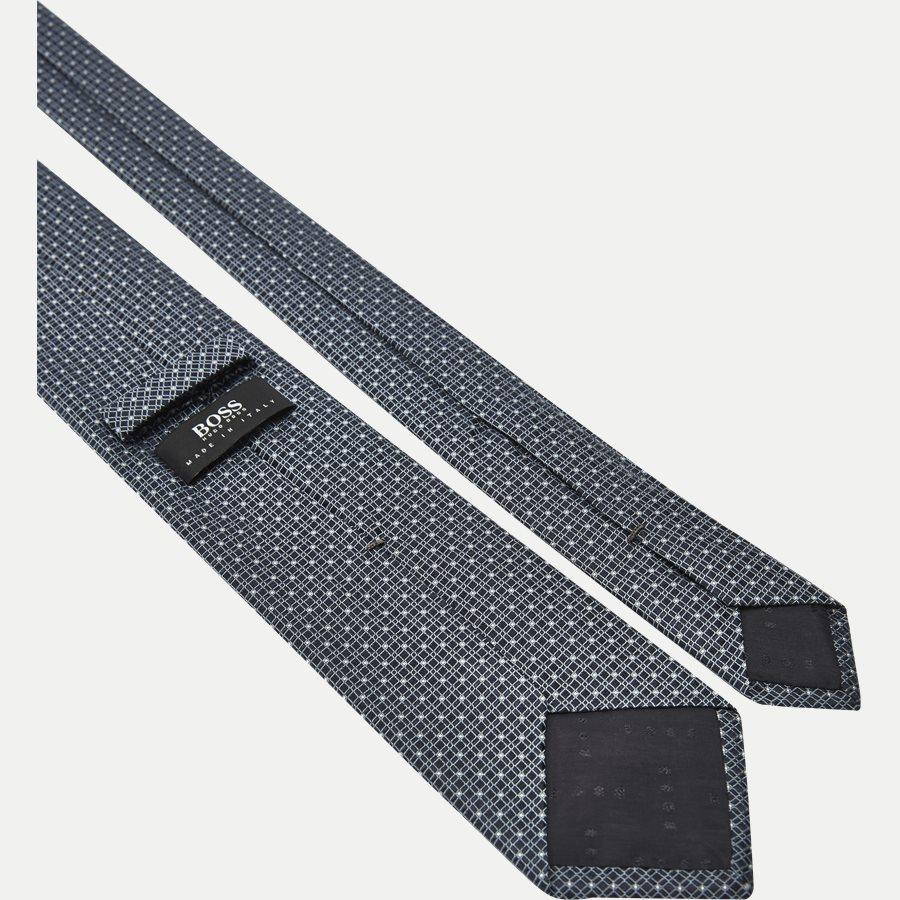 50330175 - Krawatten - NAVY - 3