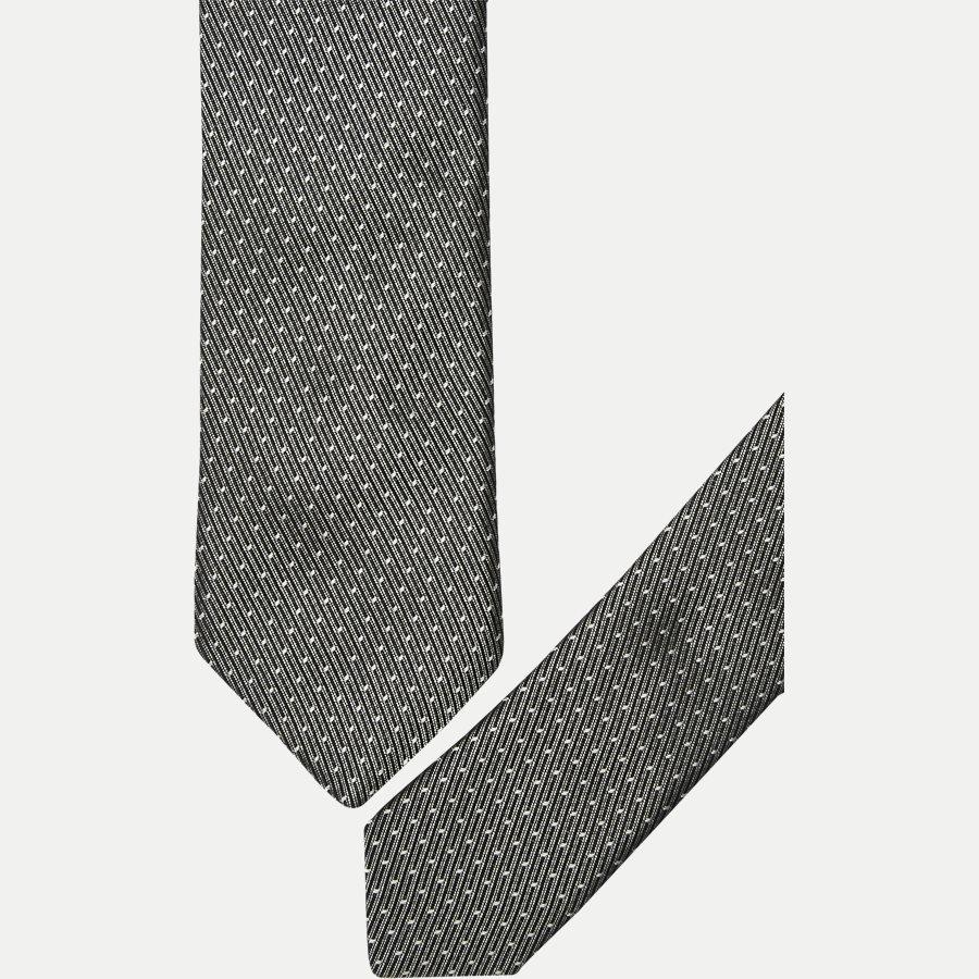 50330070 - Krawatten - GRÅ - 2