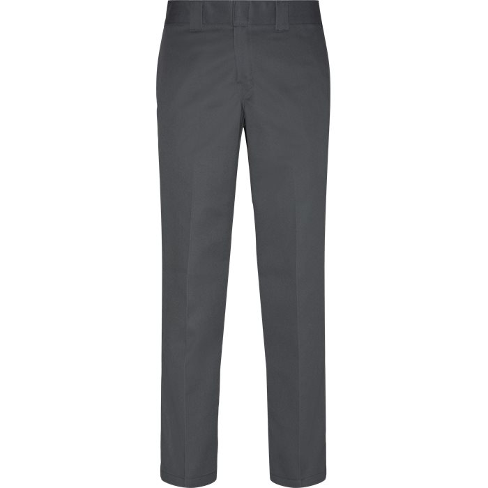 Work Pant - Bukser - Regular - Grå