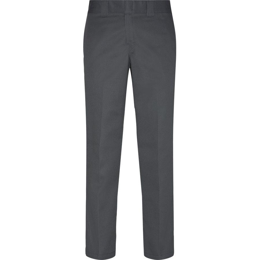 WORK PANT WP873 - Work Pant - Bukser - Slim - CHARCOAL - 1
