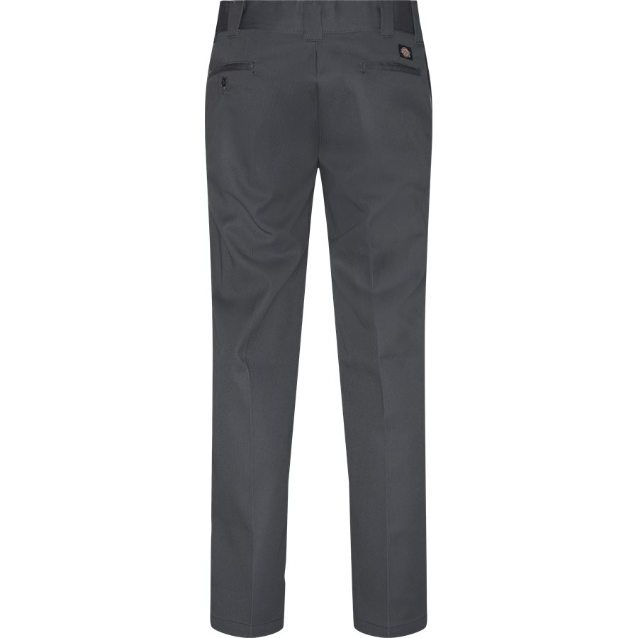 WORK PANT WP873 - Work Pant - Bukser - Slim - CHARCOAL - 2