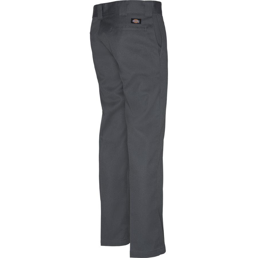 WORK PANT WP873 - Work Pant - Bukser - Slim - CHARCOAL - 3