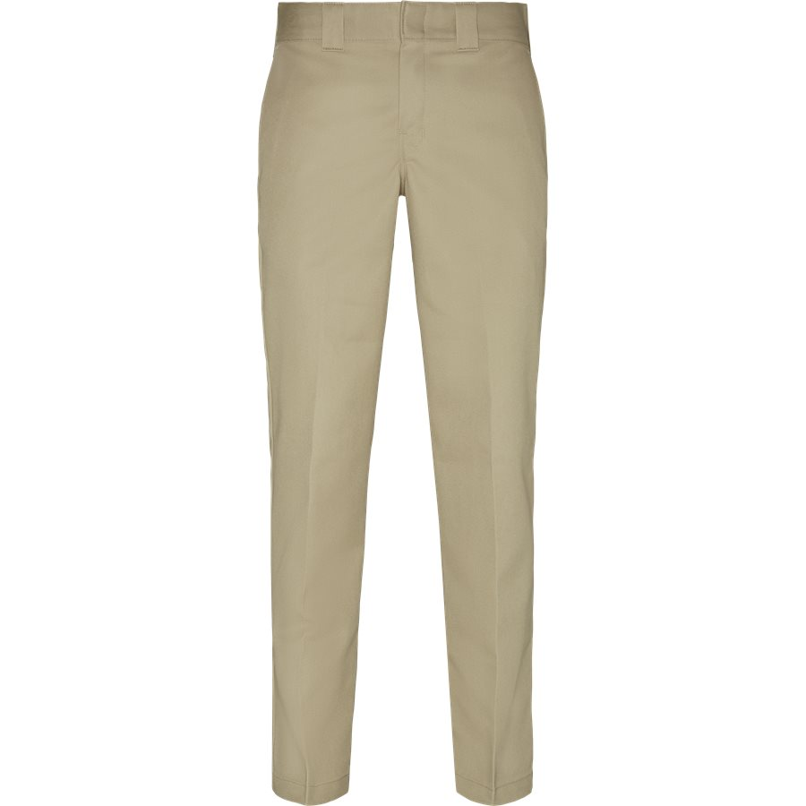 WORK PANT WP873 - Trousers - Slim - KHAKI - 1