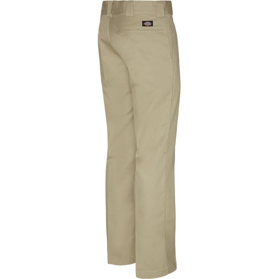 WORK PANT WP873 - Trousers - Slim - KHAKI - 3