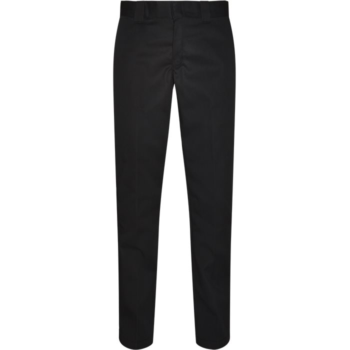 Work Pant - Bukser - Regular - Sort