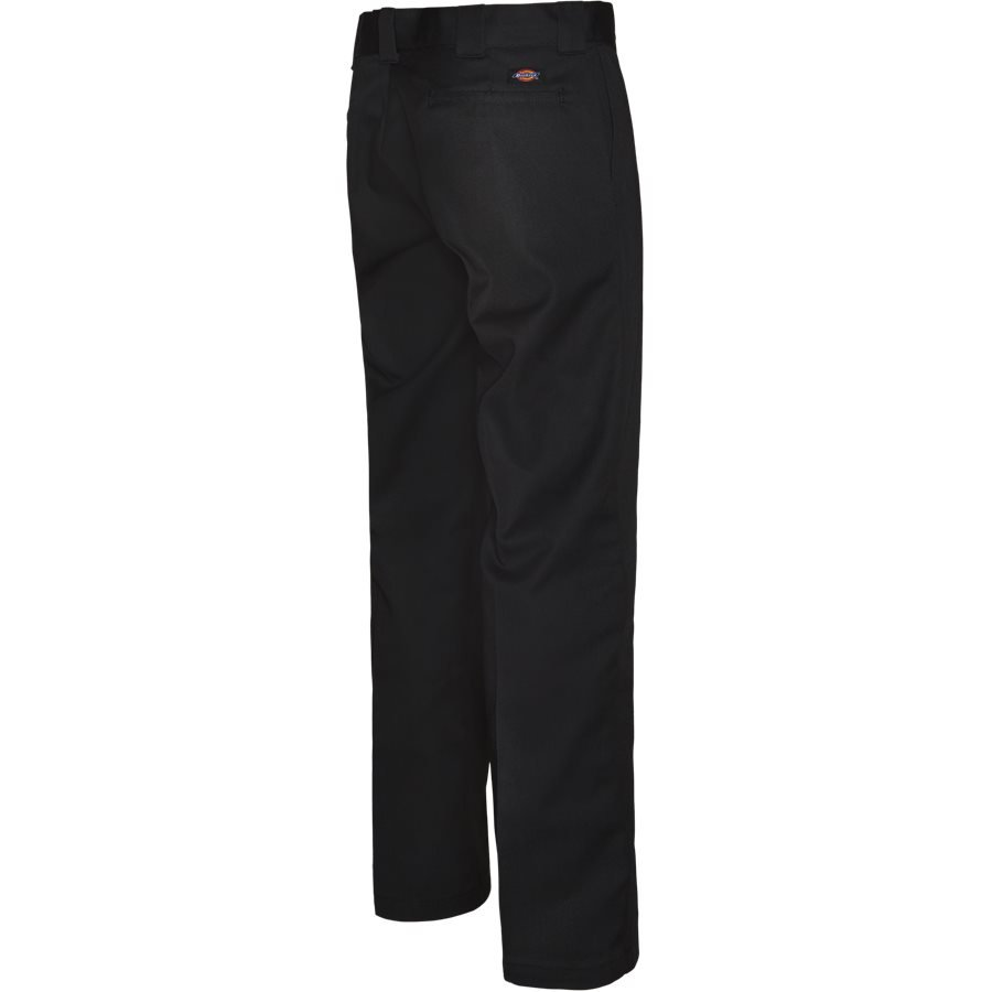 WORK PANT WP873 - Work Pant - Bukser - Slim - SORT - 3