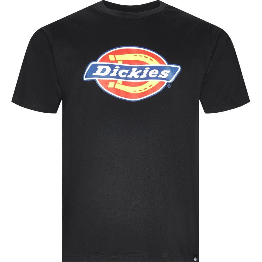 HORSESHOE TEE 00075 - Horseshoe Tee - T-shirts - Regular - SORT - 1