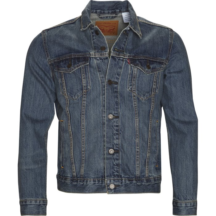 72334-0136 - Jakker - Regular - Denim