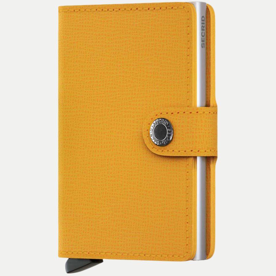 MC CRISPLE - Mc Crisple Mini Wallet - Accessories - AMBER - 1