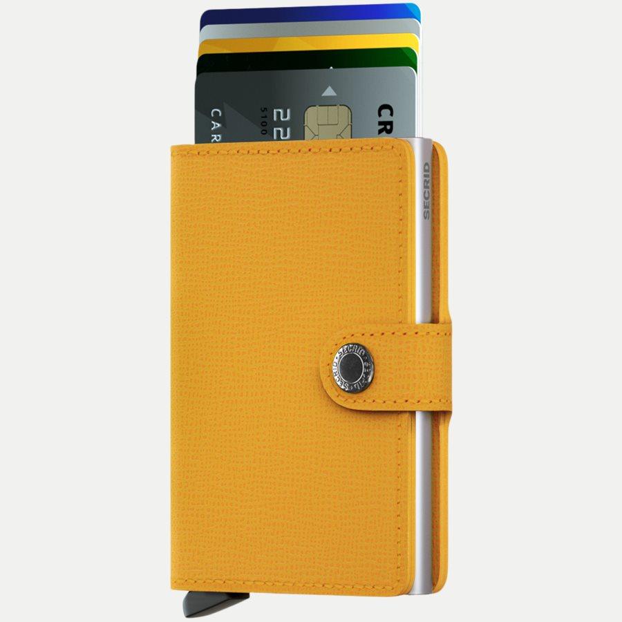 MC CRISPLE - Mc Crisple Mini Wallet - Accessories - AMBER - 2