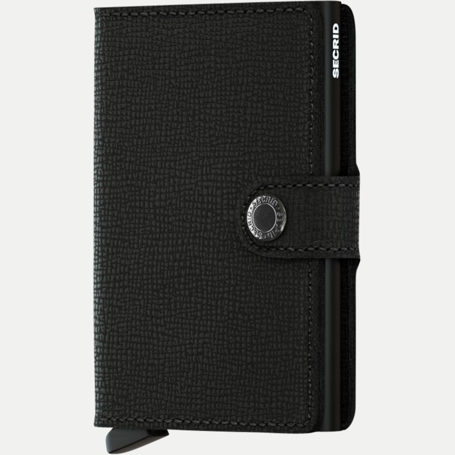 MC CRISPLE - Mc Crisple Mini Wallet - Accessories - BLACK - 1