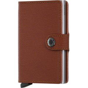 Mc Crisple Mini Wallet Mc Crisple Mini Wallet | Brun