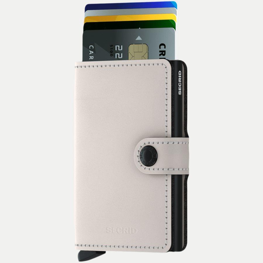 MM MATTE - Mm Matte Mini Wallet - Accessories - CHALK - 2