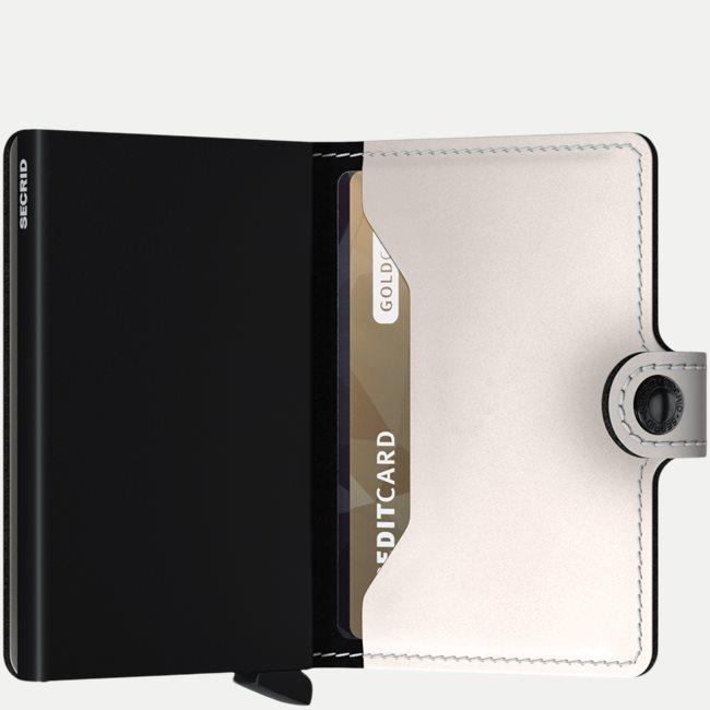 Mm Matte Mini Wallet
