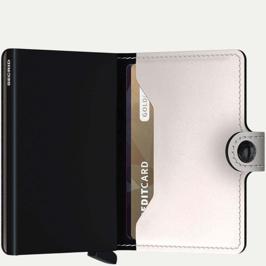 MM MATTE - Mm Matte Mini Wallet - Accessories - CHALK - 4