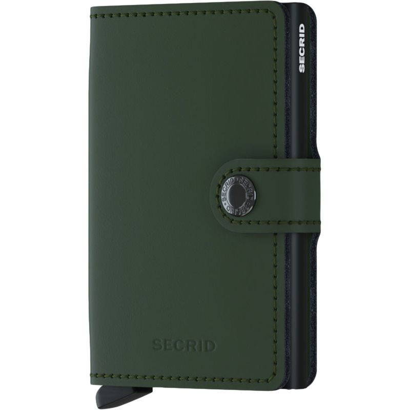 Secrid - Mm Matte Mini Wallet