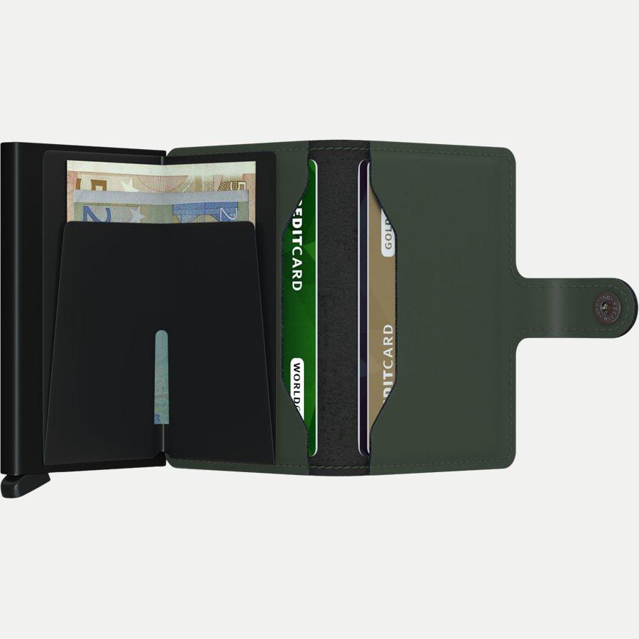 MM MATTE - Mm Matte Mini Wallet - Accessories - GREEN - 3
