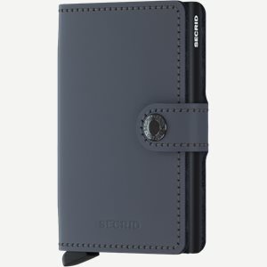 Mm Matte Mini Wallet Mm Matte Mini Wallet | Grå