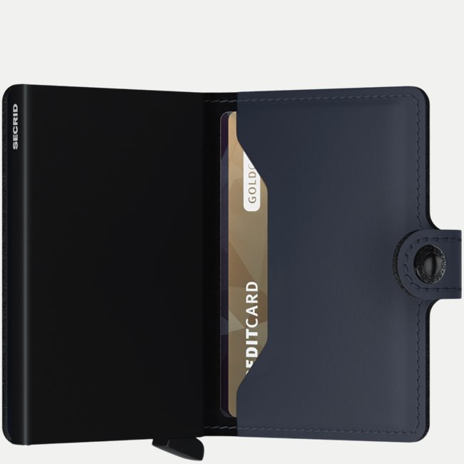 Mm Matte Mini Wallet