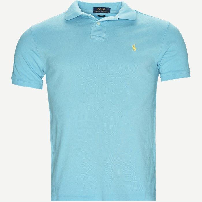 Polo T-shirt - T-shirts - Turkis