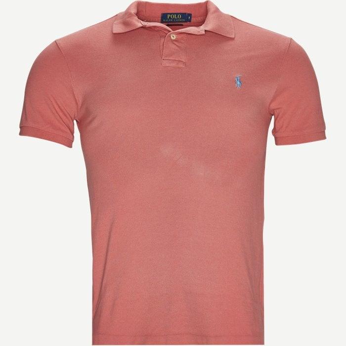 Polo T-shirt - T-shirts - Rød