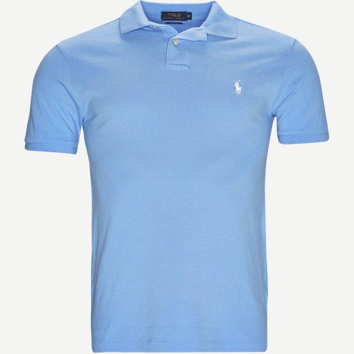 Polo T-shirt - T-shirts - Blå
