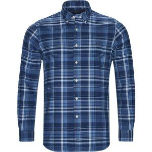 Skjorte Regular | Skjorte | Blå