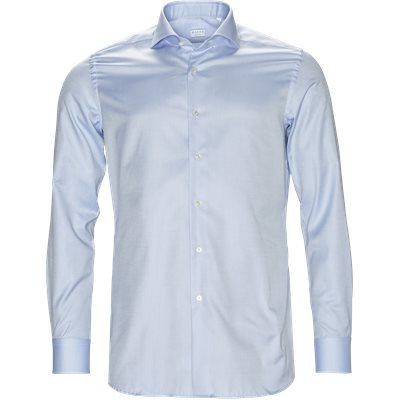 11313 526 skjorte Contemporary fit | 11313 526 skjorte | Blå