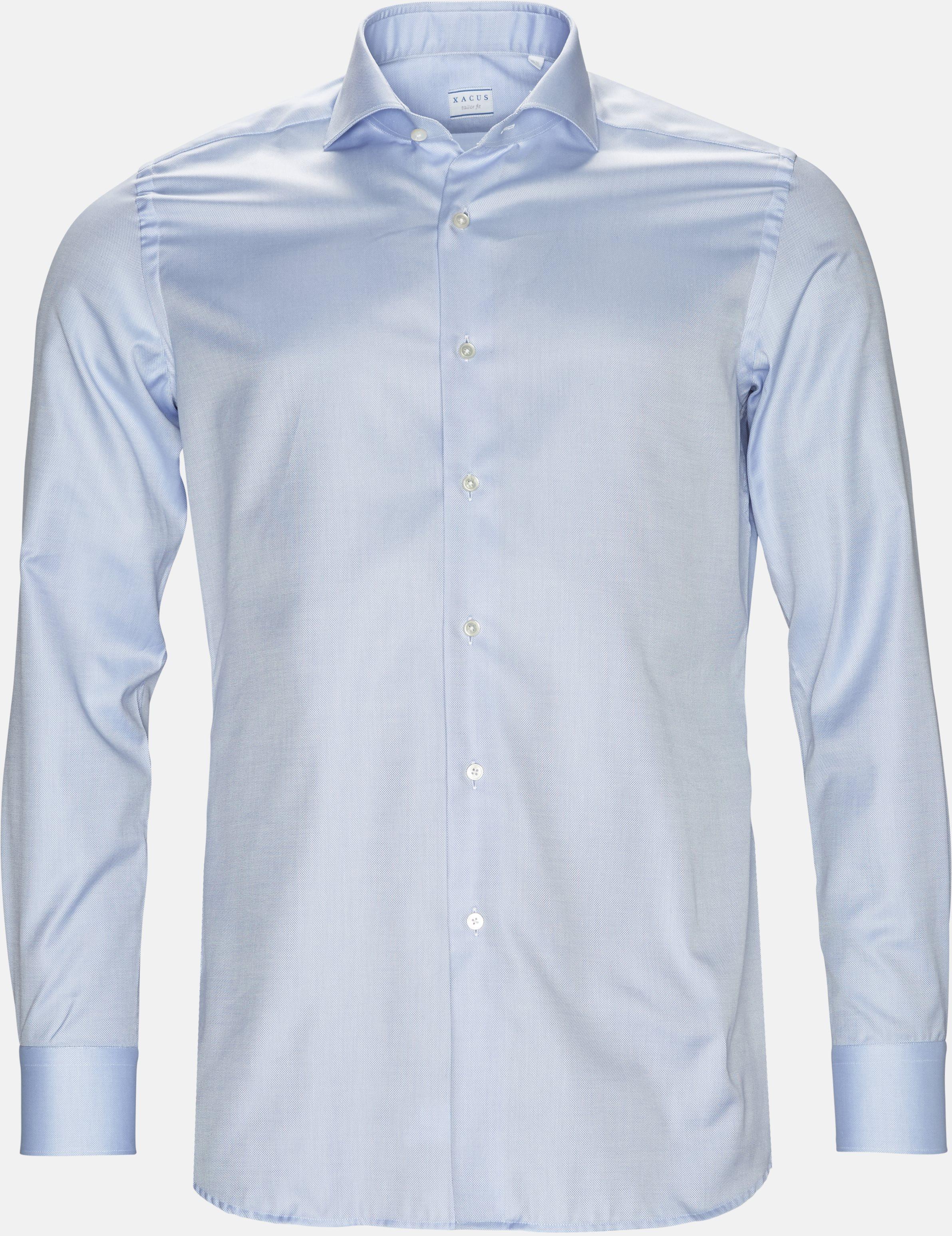 11313 526 skjorte - Skjorter - Tailor - Blå