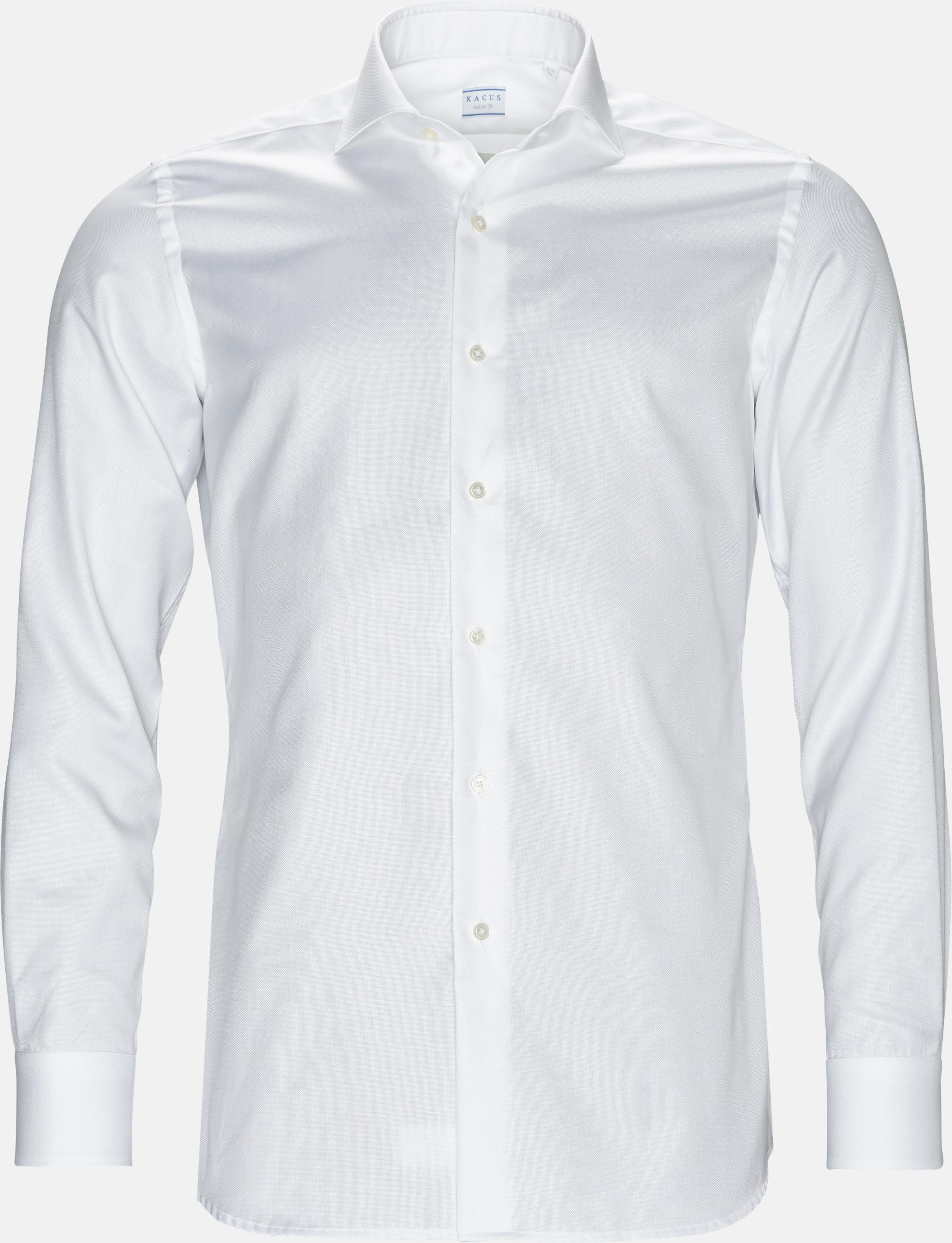 11313 526 skjorte - Skjorter - Tailor - Hvid