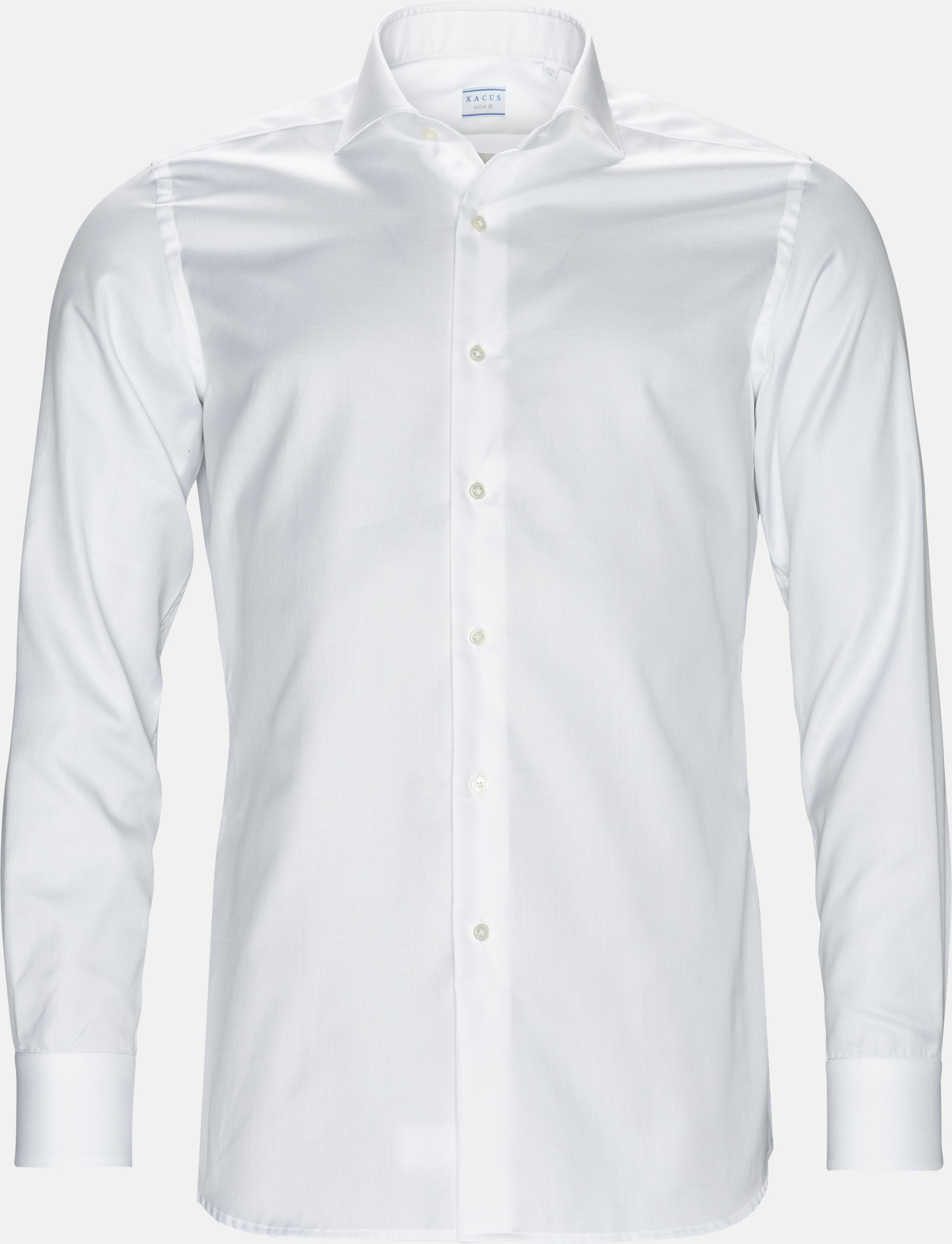 11313 526 skjorte - Skjorter - Contemporary fit - Hvid