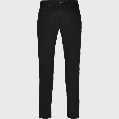 Straight fit | Jeans | Schwarz
