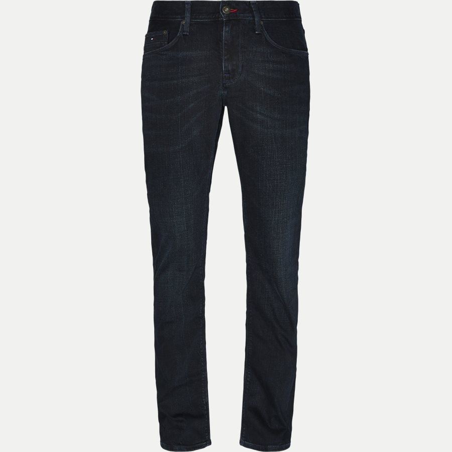 DENTON STR B BLUE BLACK - Denton Jeans - Jeans - Straight fit - DENIM - 1