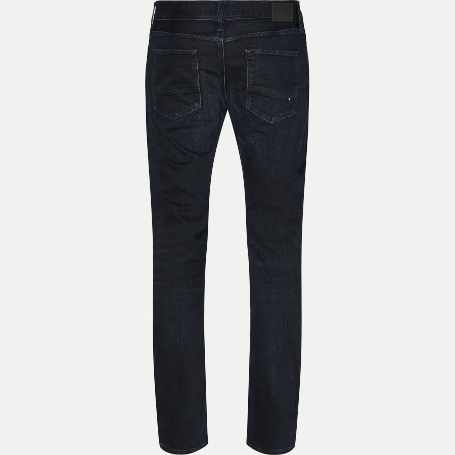 DENTON STR B BLUE BLACK - Denton Jeans - Jeans - Straight fit - DENIM - 2