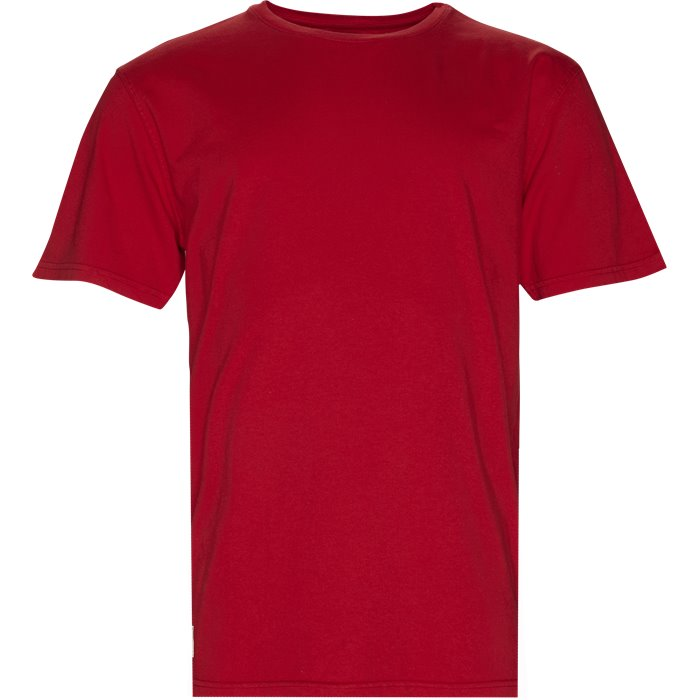 Honere - T-shirts - Regular - Rød