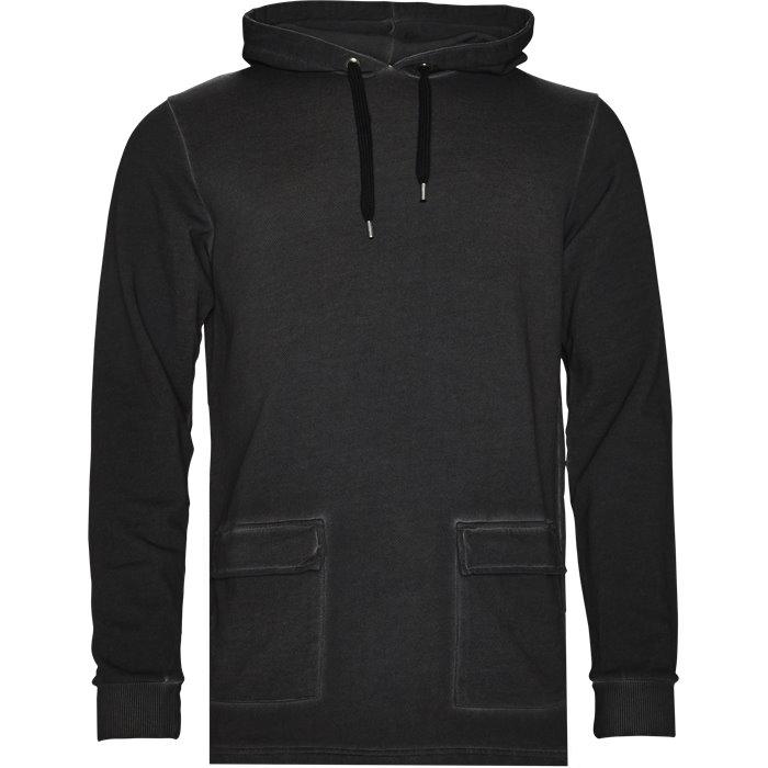 Capitol - Sweatshirts - Regular - Grå