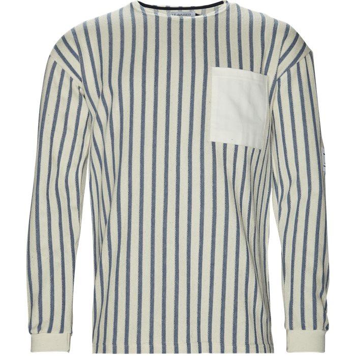Bretagne - Sweatshirts - Regular - Blå