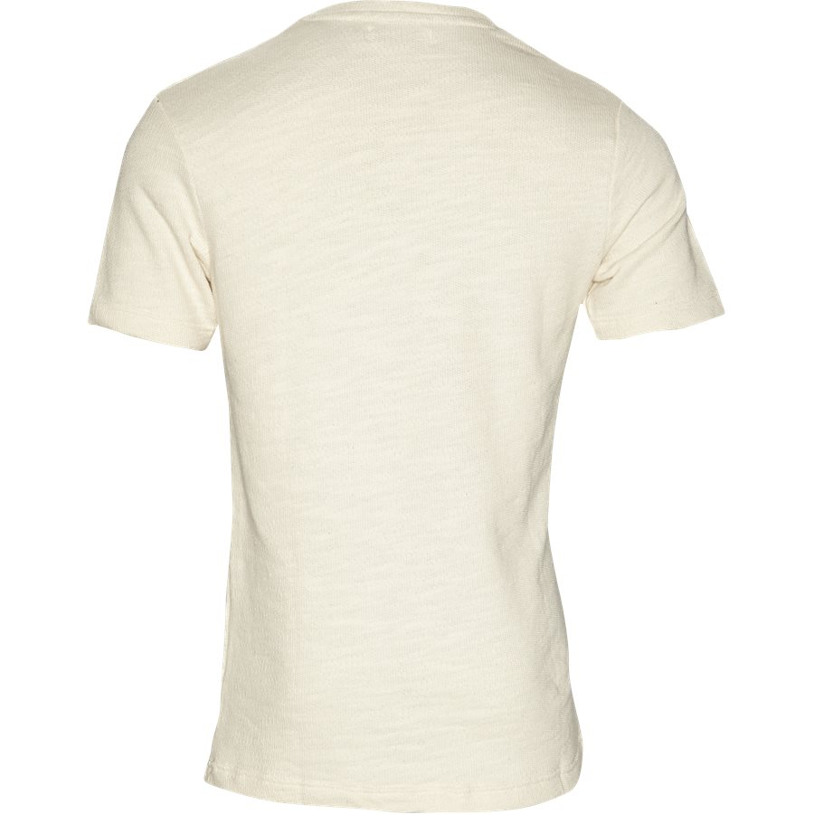 TROPIC - Tropic - T-shirts - Regular - ECRU - 2