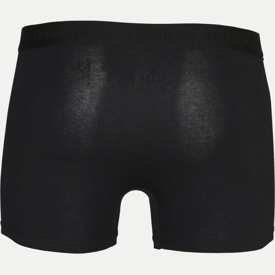 OHLSON U62105 - Ohlson Boxer Shorts - Undertøj - Regular - SORT - 5