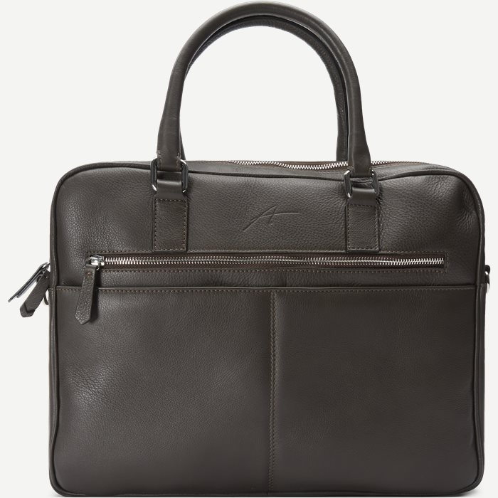 Business Bag - Tasker - Brun