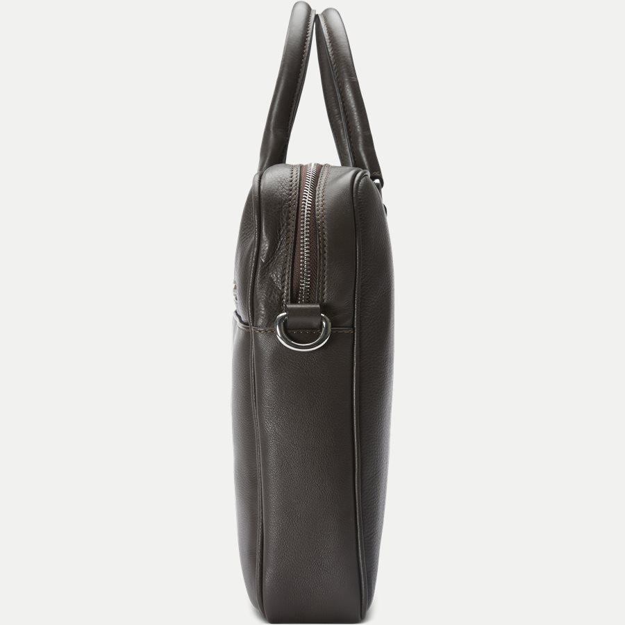40 BUSINNESS BAG - Business Bag - Tasker - BRUN - 2