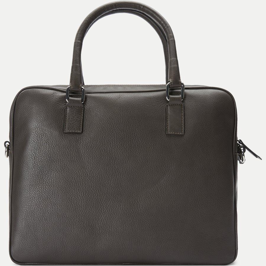 40 BUSINNESS BAG - Business Bag - Tasker - BRUN - 3