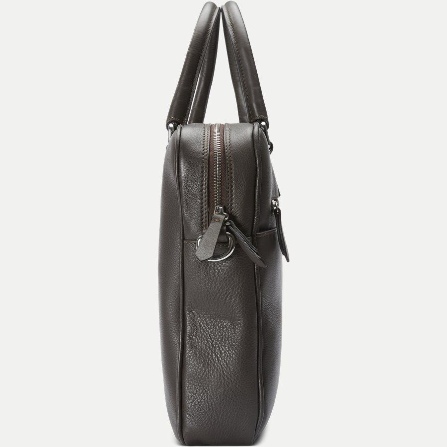 40 BUSINNESS BAG - Business Bag - Tasker - BRUN - 4