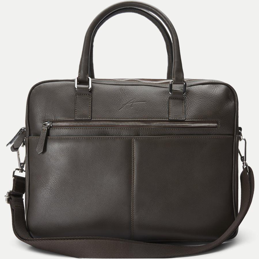 40 BUSINNESS BAG - Business Bag - Tasker - BRUN - 5