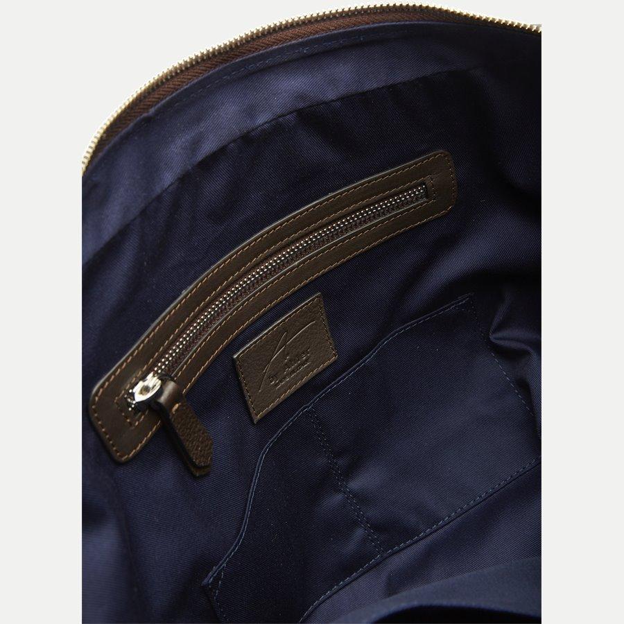 40 BUSINNESS BAG - Business Bag - Tasker - BRUN - 7