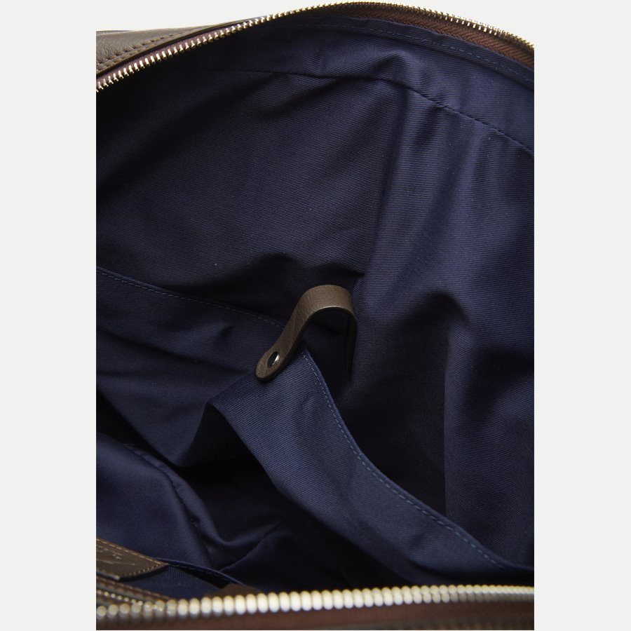 40 BUSINNESS BAG - Business Bag - Tasker - BRUN - 8