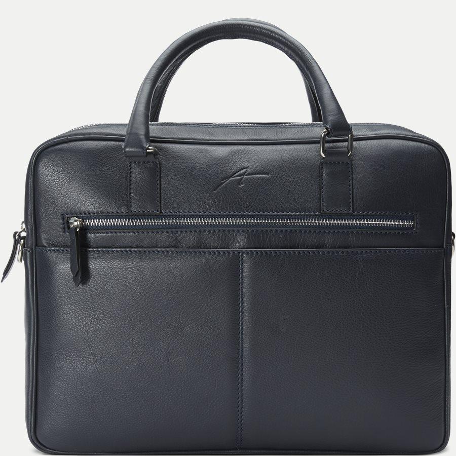 40 BUSINNESS BAG - Business Bag - Tasker - NAVY - 1