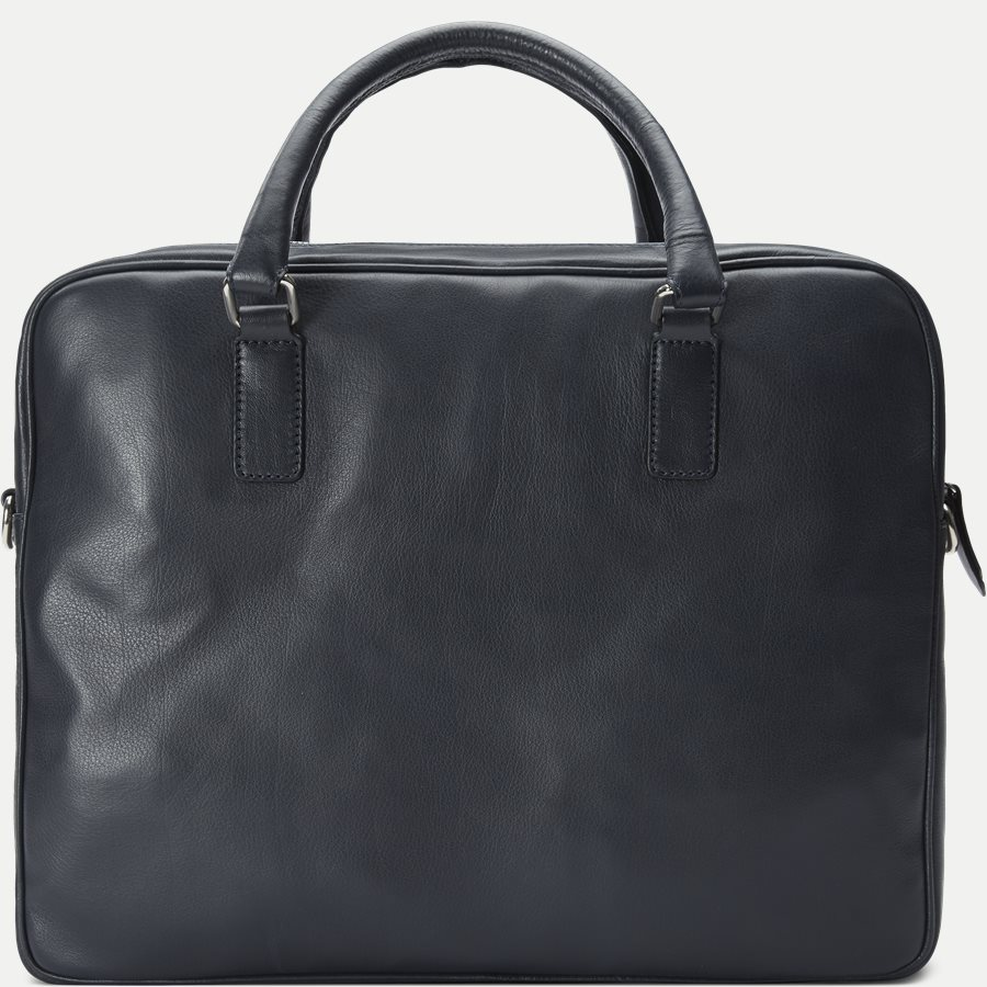 40 BUSINNESS BAG - Business Bag - Tasker - NAVY - 3